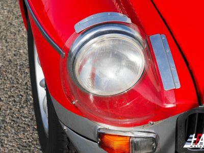 MG MGB B FIA - <small></small> 38.000 € <small>TTC</small> - #6