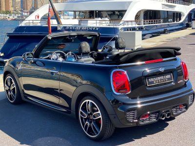 Mini Cabrio COOPER JOHN COOPER WORKS JCW BVA 231 CV - MONACO - <small>A partir de </small>530 EUR <small>/ mois</small> - #4