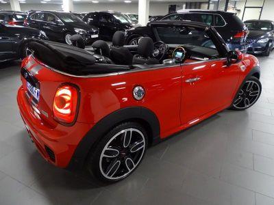 Mini Cabrio Cooper S 211ch John Cooper Works Edition BVAS - <small></small> 32.756 € <small>TTC</small>