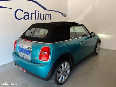 Mini Cooper D Exquisite 116 CH Cabriolet GPS - <small></small> 18.990 € <small>TTC</small> - #2