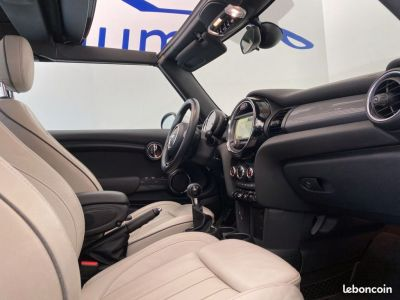 Mini Cooper D Exquisite 116 CH Cabriolet GPS - <small></small> 18.990 € <small>TTC</small> - #3