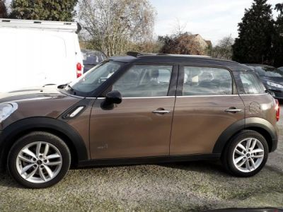 Mini Countryman COOPER S 183 ALL4 PACK RED HOT CHILI BVA - <small></small> 15.800 € <small>TTC</small>