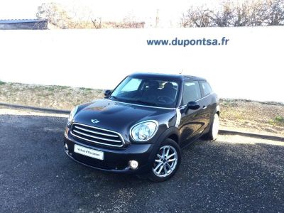 Mini Paceman Cooper 122ch Pack Chili