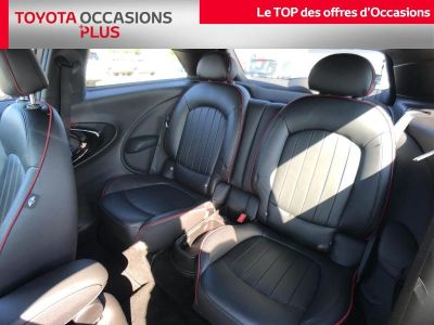 Mini Paceman Cooper SD 143ch Pack John Cooper Works Intérieur - <small></small> 14.490 € <small>TTC</small>