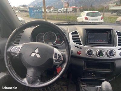 Mitsubishi L200 2.5l did double cabine tva recuperable - <small></small> 16.400 € <small>HT</small> - #4