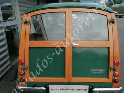 Morris Minor TRAVELLER - <small></small> 12.797 € <small>TTC</small> - #5