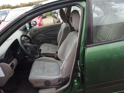 Nissan ALMERA 1.5 90CH CONFORT 4P - <small></small> 1.490 € <small>TTC</small> - #3