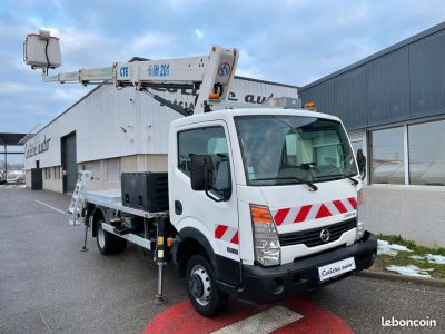 Nissan Cabstar nacelle CTE 20m 85.000km - <small></small> 26.490 € <small>HT</small> - #1