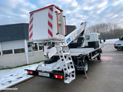 Nissan Cabstar nacelle CTE 20m 85.000km - <small></small> 26.490 € <small>HT</small> - #3