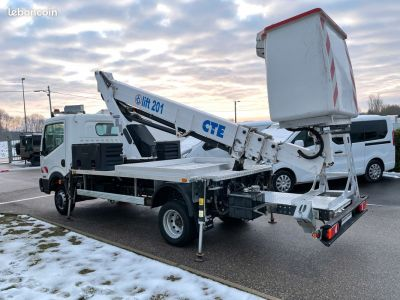 Nissan Cabstar nacelle CTE 20m 85.000km - <small></small> 26.490 € <small>HT</small> - #4