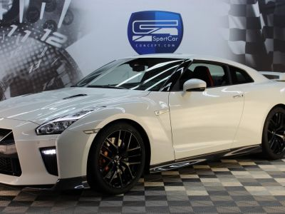 Nissan GT-R NISSAN GT-R 3.8 570CH BLACK EDITION 4WD / 1°main / etat exceptionnel / bose / camera / Pack Cuir - <small></small> 79.900 € <small>TTC</small>
