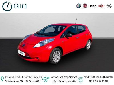 Nissan LEAF 109ch 24kWh Visia - <small></small> 9.580 € <small>TTC</small> - #1