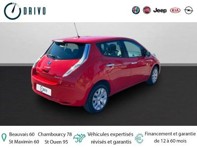 Nissan LEAF 109ch 24kWh Visia - <small></small> 9.580 € <small>TTC</small> - #2