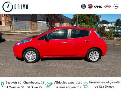 Nissan LEAF 109ch 24kWh Visia - <small></small> 9.580 € <small>TTC</small> - #4