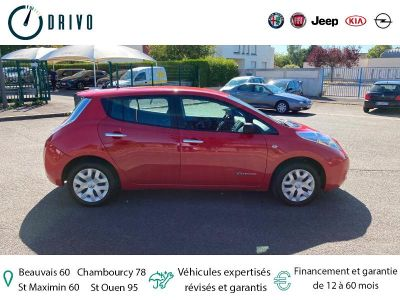 Nissan LEAF 109ch 24kWh Visia - <small></small> 9.580 € <small>TTC</small> - #5