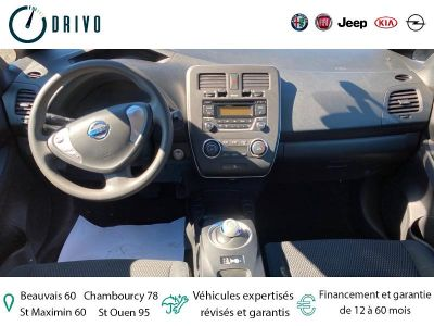 Nissan LEAF 109ch 24kWh Visia - <small></small> 9.580 € <small>TTC</small> - #6