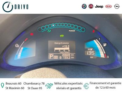 Nissan LEAF 109ch 24kWh Visia - <small></small> 9.580 € <small>TTC</small> - #7