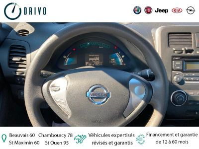 Nissan LEAF 109ch 24kWh Visia - <small></small> 9.580 € <small>TTC</small> - #9