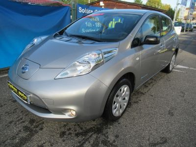 Nissan LEAF 109CH 24KWH VISIA - <small></small> 9.200 € <small>TTC</small> - #1