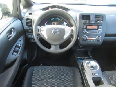 Nissan LEAF 109CH 24KWH VISIA - <small></small> 9.200 € <small>TTC</small> - #3
