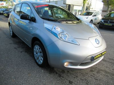 Nissan LEAF 109CH 24KWH VISIA - <small></small> 9.200 € <small>TTC</small> - #9