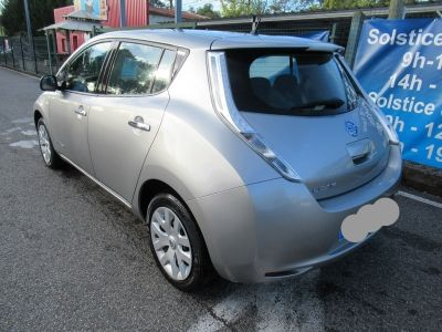 Nissan LEAF 109CH 24KWH VISIA - <small></small> 9.200 € <small>TTC</small> - #10