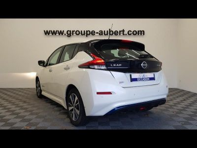 Nissan LEAF 150ch 40kWh Acenta 2018 - <small></small> 19.990 € <small>TTC</small>