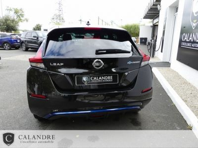 Nissan LEAF 40KWH N-CONNECTA - <small></small> 19.970 € <small>TTC</small> - #7