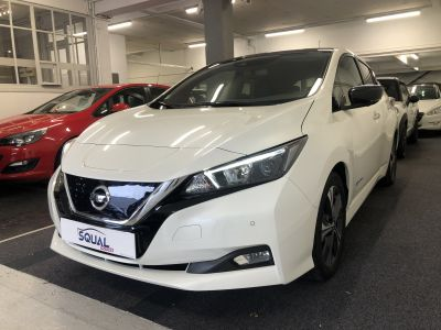 Nissan LEAF II 150ch 40kWh N-Connecta - <small></small> 19.100 € <small>TTC</small> - #1