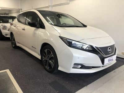 Nissan LEAF II 150ch 40kWh N-Connecta - <small></small> 19.100 € <small>TTC</small> - #2