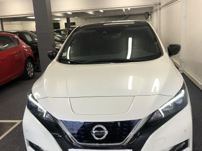 Nissan LEAF II 150ch 40kWh N-Connecta - <small></small> 19.100 € <small>TTC</small> - #3