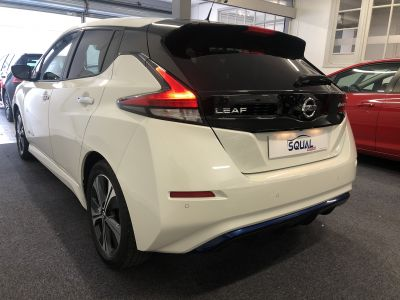 Nissan LEAF II 150ch 40kWh N-Connecta - <small></small> 19.100 € <small>TTC</small> - #4
