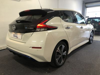 Nissan LEAF II 150ch 40kWh N-Connecta - <small></small> 19.100 € <small>TTC</small> - #5