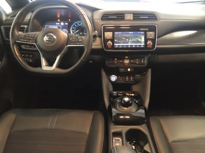 Nissan LEAF II 150ch 40kWh N-Connecta - <small></small> 19.100 € <small>TTC</small> - #7