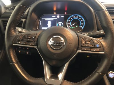 Nissan LEAF II 150ch 40kWh N-Connecta - <small></small> 19.100 € <small>TTC</small> - #11