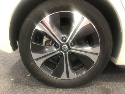 Nissan LEAF II 150ch 40kWh N-Connecta - <small></small> 19.100 € <small>TTC</small> - #17