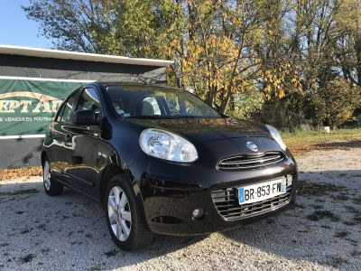 Nissan MICRA CONNECT EDITION - <small></small> 5.990 € <small>TTC</small>
