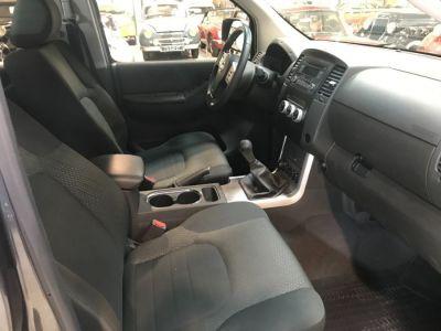 Nissan NAVARA 2.5 DCI LE 4X4 DOUBLE-CABINE 190cv CHASSIS DOUBLE CABINE 4P BVM - <small></small> 21.900 € <small>TTC</small> - #4