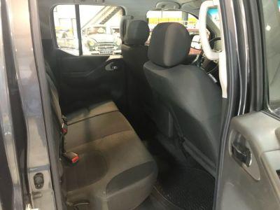 Nissan NAVARA 2.5 DCI LE 4X4 DOUBLE-CABINE 190cv CHASSIS DOUBLE CABINE 4P BVM - <small></small> 21.900 € <small>TTC</small> - #13