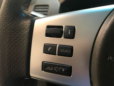 Nissan NAVARA 2.5 DCI LE 4X4 DOUBLE-CABINE 190cv CHASSIS DOUBLE CABINE 4P BVM - <small></small> 21.900 € <small>TTC</small> - #24