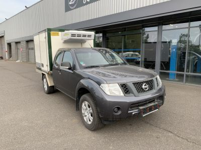 Nissan NAVARA 2.5 L DCI 144 CV équipé Cellule Froid - <small></small> 23.500 € <small>TTC</small>