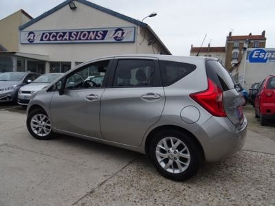 Nissan NOTE 1.2 80CH CONNECT EDITION - <small></small> 8.980 € <small>TTC</small>