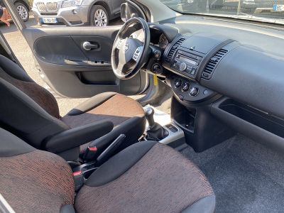 Nissan NOTE 1.5 DCI 86CH CONNECT EDITION - <small></small> 4.990 € <small>TTC</small> - #4