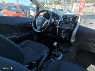 Nissan NOTE CONNECTA - <small></small> 6.990 € <small>TTC</small>
