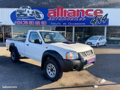 Nissan NP300 2.5l simple cabine tva recuperable - <small></small> 13.250 € <small>HT</small> - #1