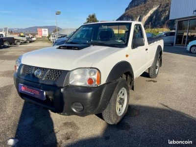 Nissan NP300 2.5l simple cabine tva recuperable - <small></small> 13.250 € <small>HT</small> - #2