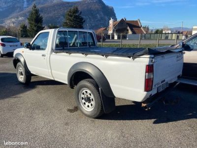 Nissan NP300 2.5l simple cabine tva recuperable - <small></small> 13.250 € <small>HT</small> - #3