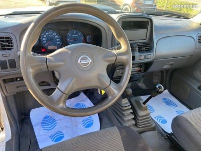 Nissan NP300 2.5l simple cabine tva recuperable - <small></small> 13.250 € <small>HT</small> - #4