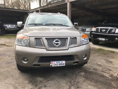 Nissan PATHFINDER Armada V8 LE 8 places - <small></small> 25.000 € <small>TTC</small>