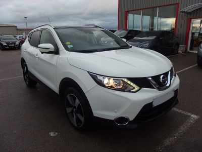 Nissan QASHQAI 1.5 DCI 110CH CONNECT EDITION - <small></small> 12.990 € <small>TTC</small>
